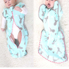 95%cotton 5%spandex 1.0 Tog Infant Baby Sleeping Bag
