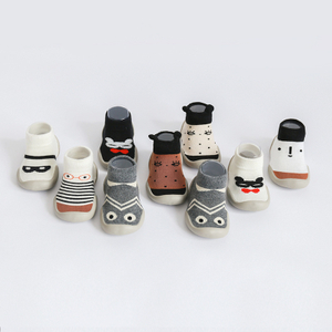 Cartoon Baby Sock Floor Sock